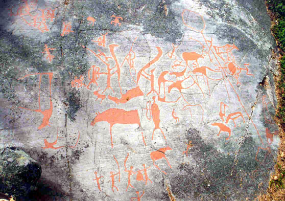 Rock Carvings