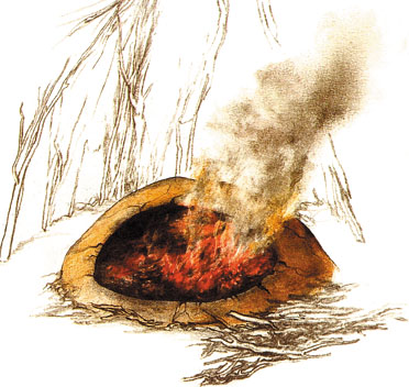 paleolithic age fire - photo #8