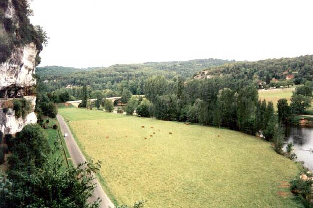 La Vezere valley