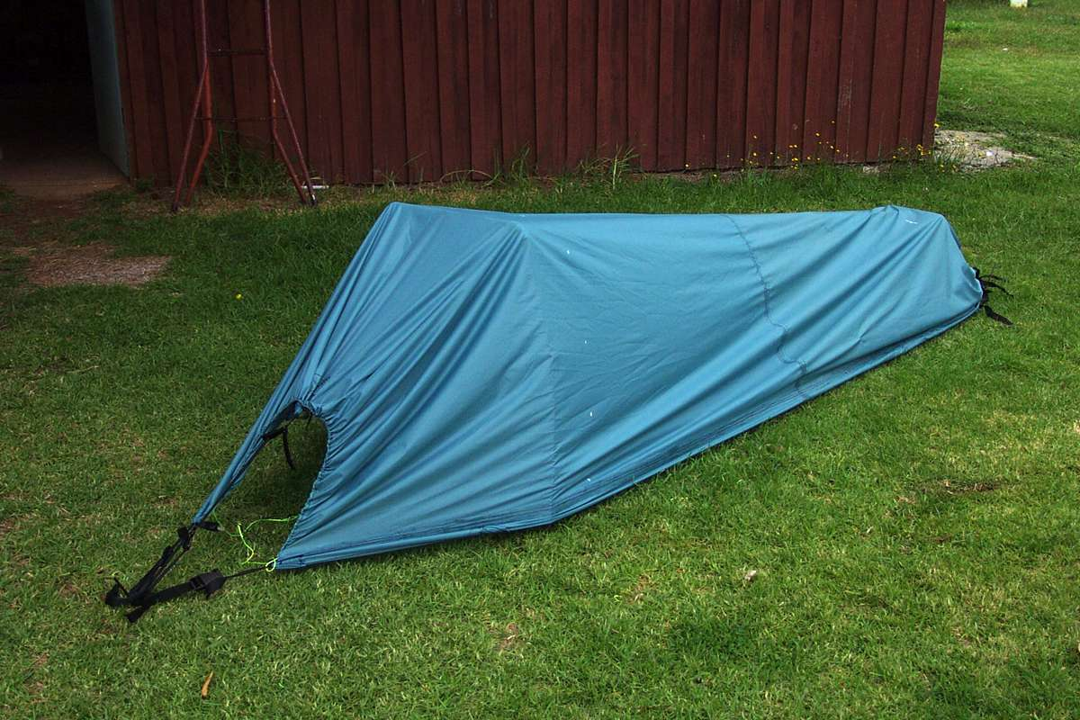 Mark I tent & Lightweight Tents