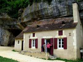 Les Combarelles in the Dordogne