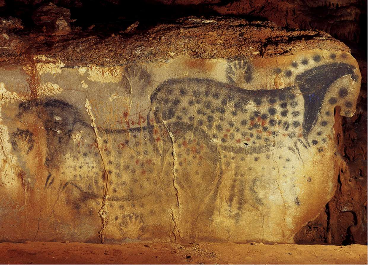 Man Digs Cave Art : Cave paintings dig deep into our nature islandlass s we