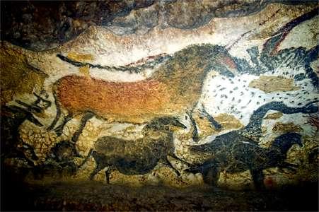 17000 éves unikornis Lascaux-ból