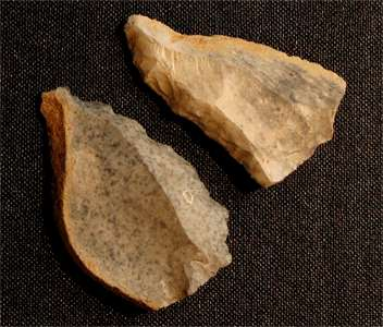 Lithic industry combe grenal