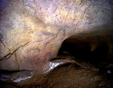 Cueva del Buxu artwork
