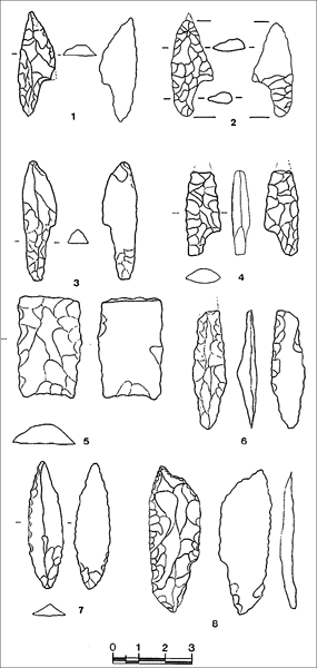 Cueva del Buxu tools Fig 3