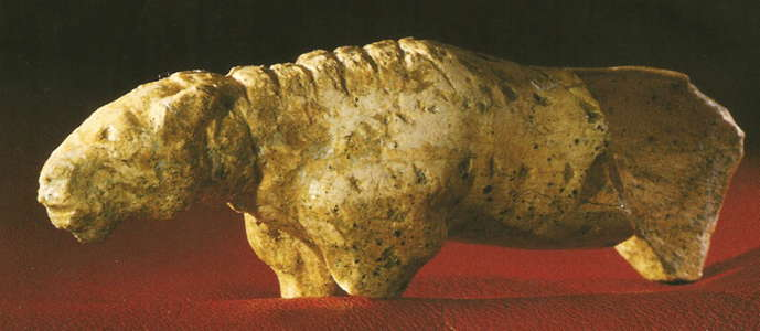 Cave Lion figurine