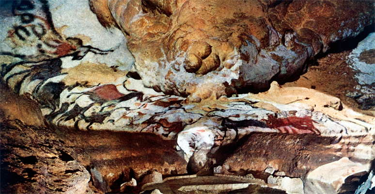 Lascaux Hall of the Bulls
