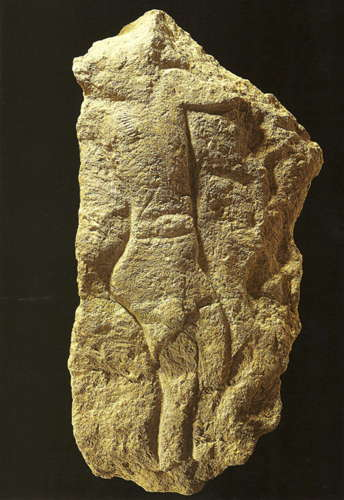 laussel male figurine