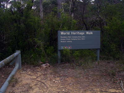 world heritage walk