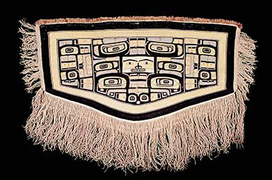 Clothing, Masks and Weaving of the First Nations of the Pacific ...