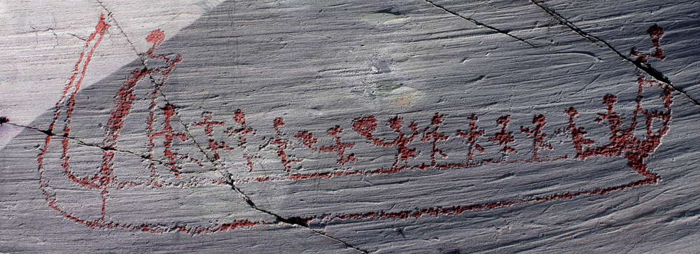 Alta rock engravings