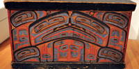 pacific north west bentwood chests
