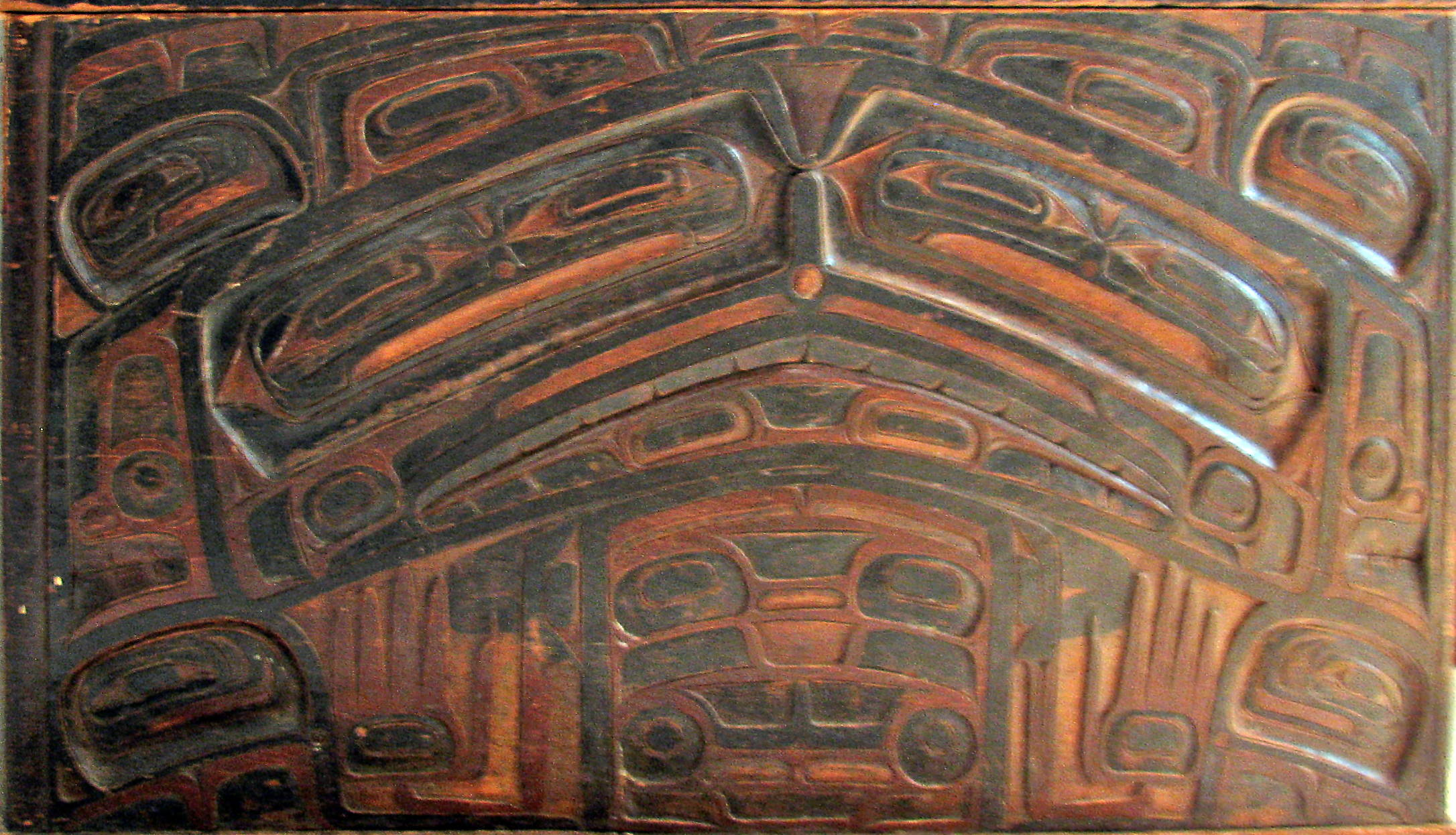 Cedar Bentwood Chests Of The First Nations Of The Pacific