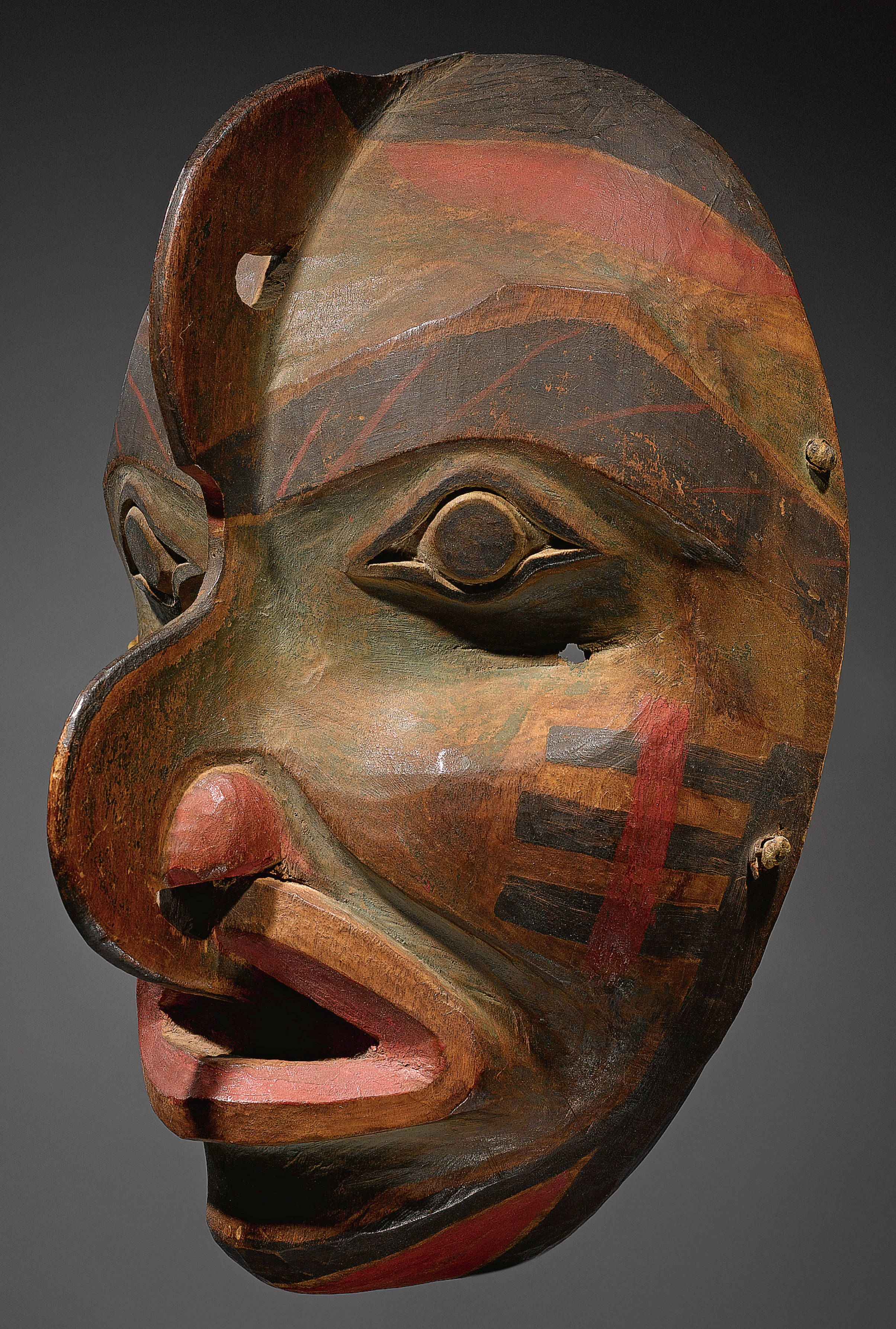 Clothing, Masks and Weaving of the First Nations of the ...