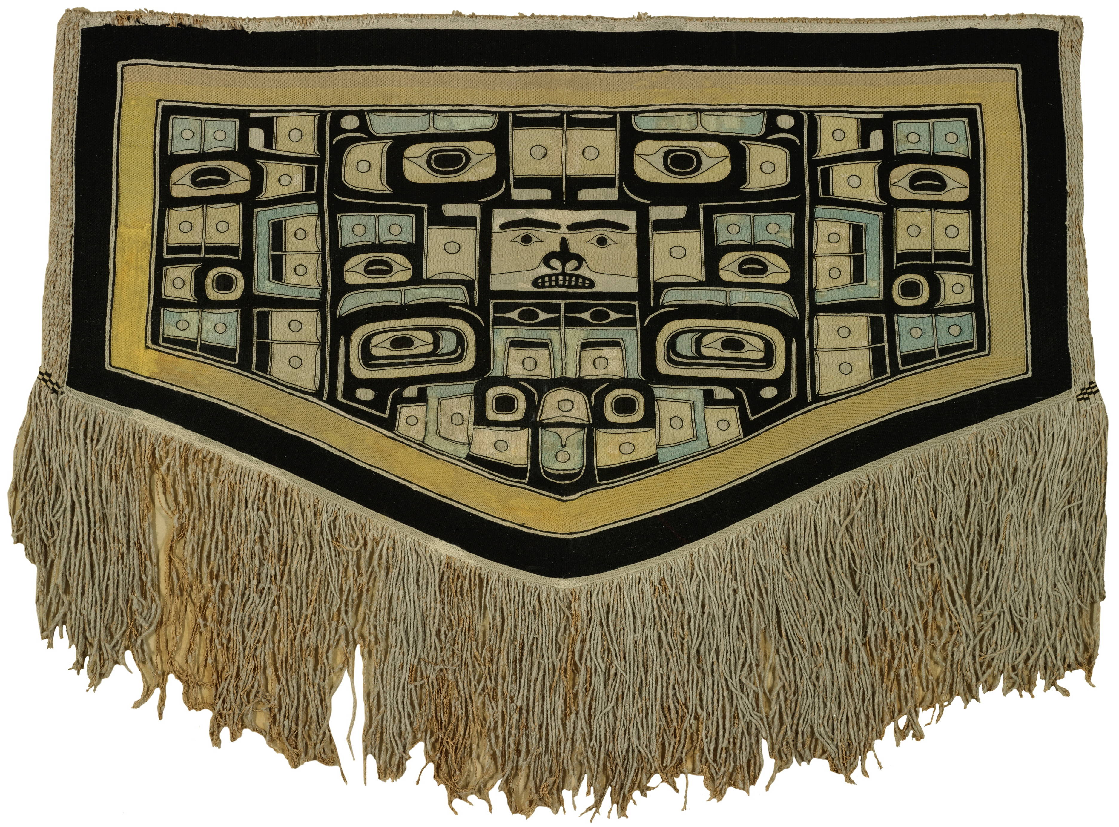 Clothing Masks and Weaving of the First Nations of the Pacific