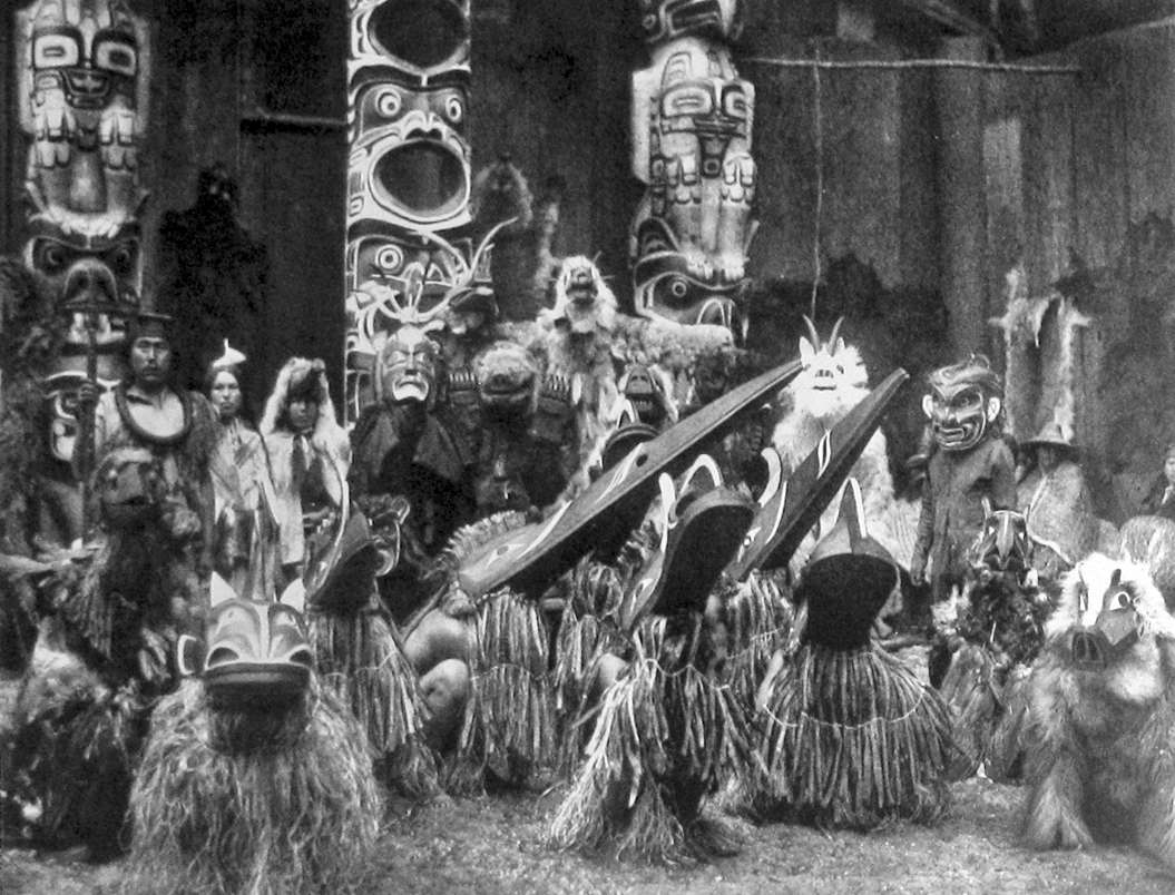 The Potlatch First Nations Of The Pacific Northwest