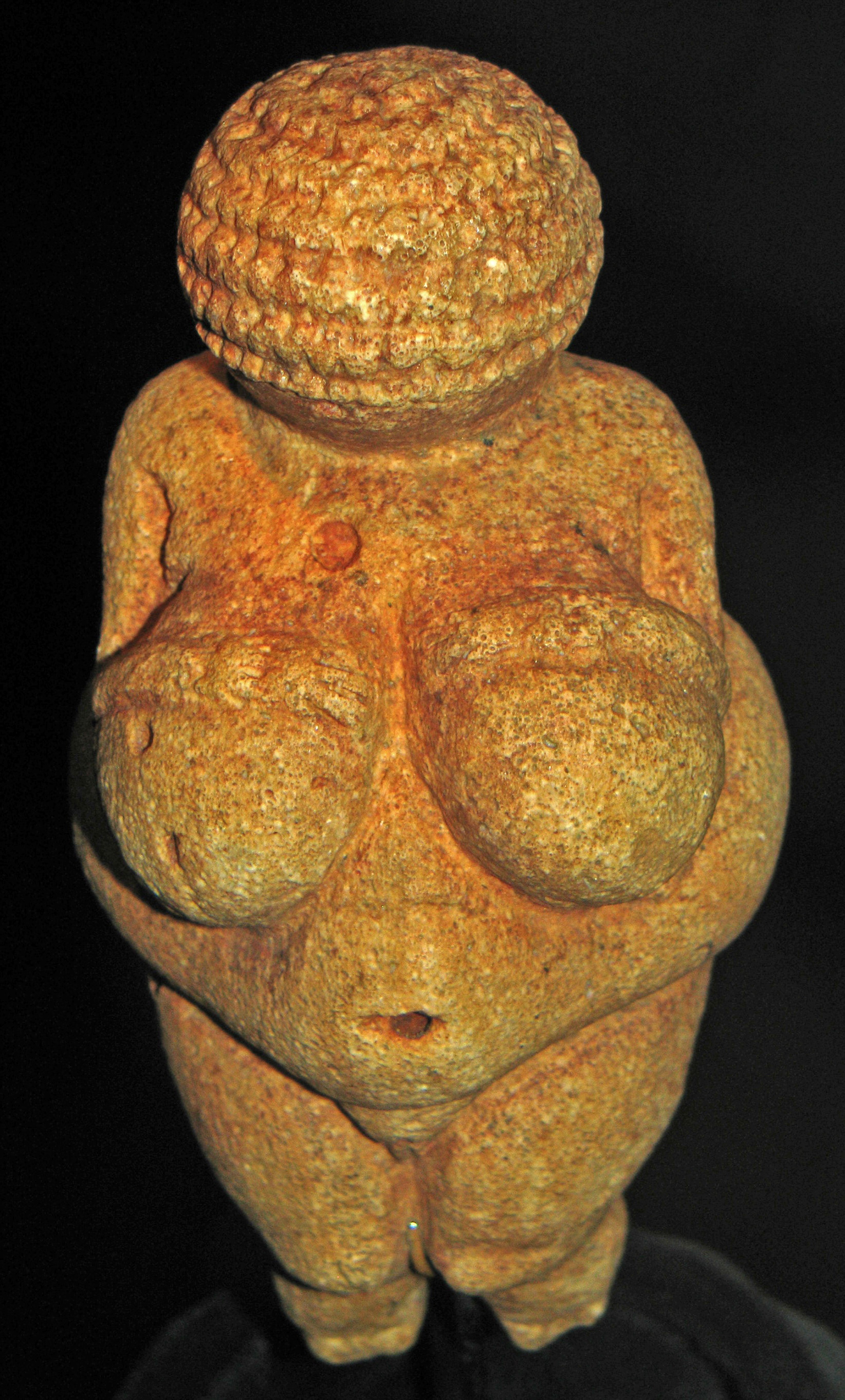 venus of willendorf the image of Buy venus of willendorf prehistoric mother goddess statue replica 475 inch figurine: collectible figurines - amazoncom free delivery possible on eligible purchases.