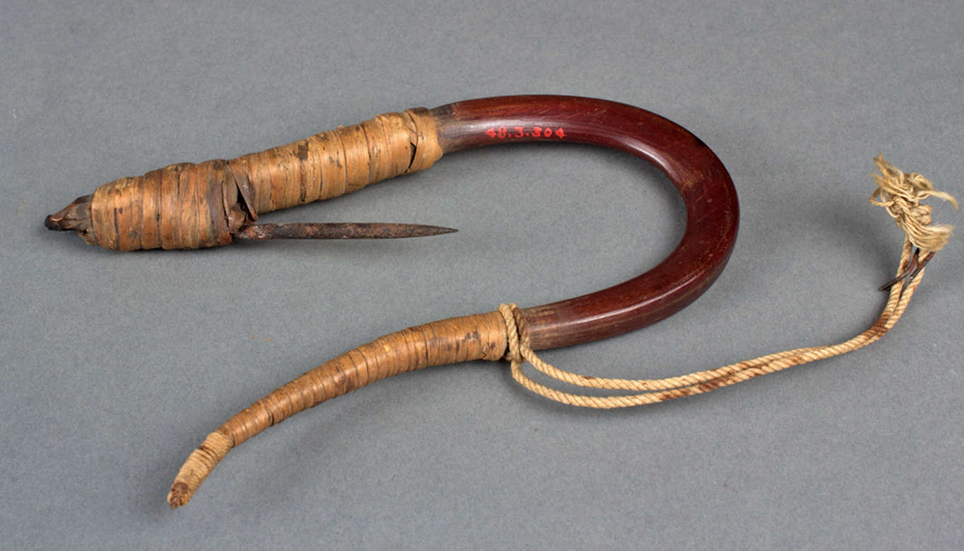 Artefacts of the first nations of the pacific northwest fish hook fish hook buycottarizona