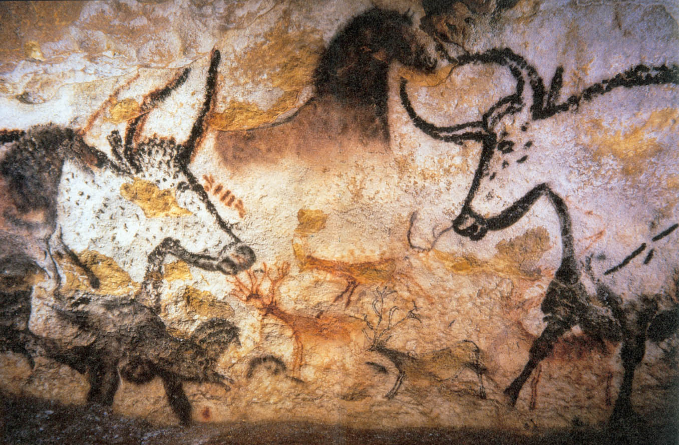 Cave Paintings and Sculptures