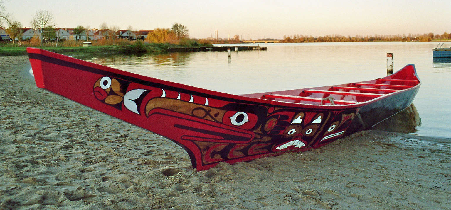 Canoe Designs Of The First Nations Pacific Northwest
