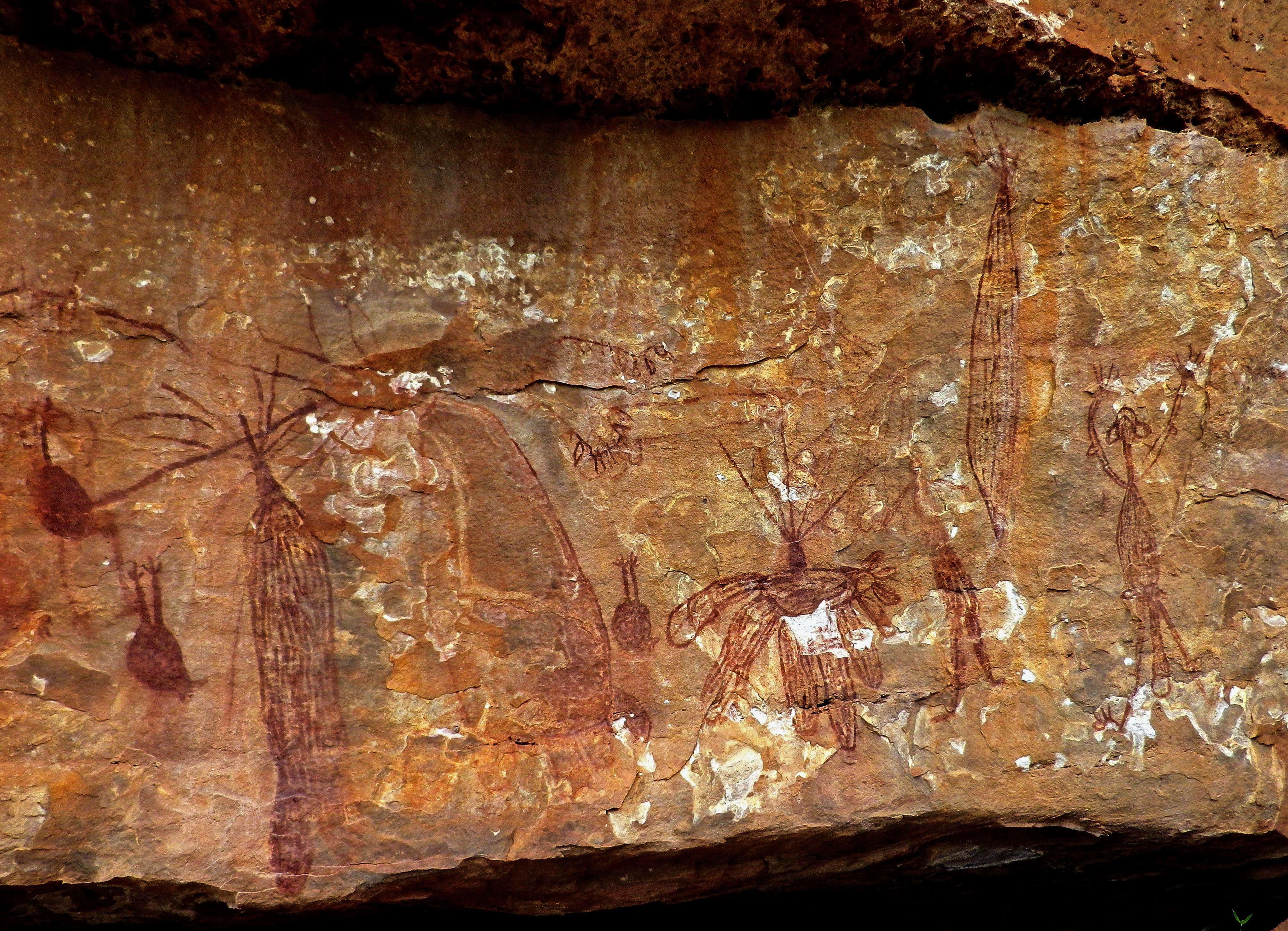 Secrets of Australian Kimberley Petroglyphs