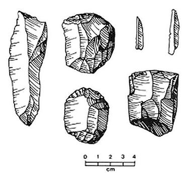 Gontsy lithics