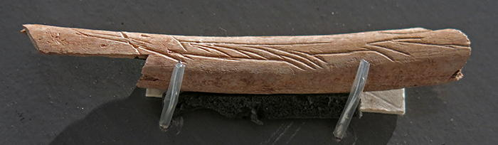 engraved spear straightener