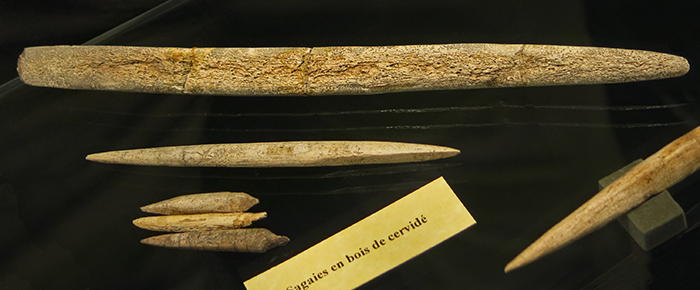 spear points