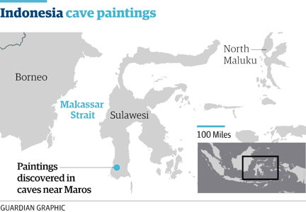 Sulawesi paintings