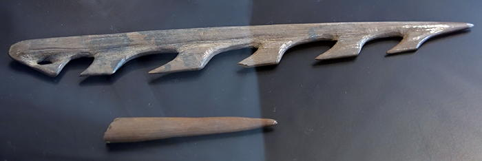 bone harpoon