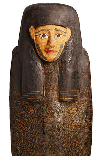 hor coffin
