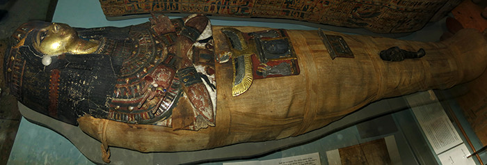 coffin of Katebet