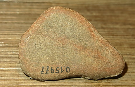 Pebbles from Mas d'Azil.