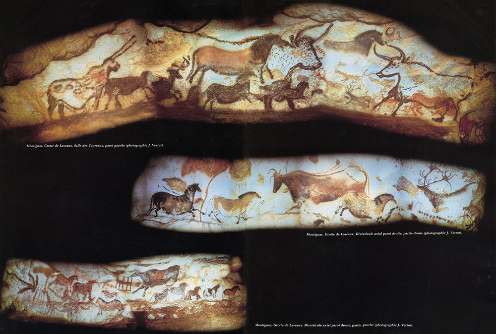 Hall of the Bulls, Lascaux