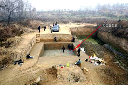 Xuchang Man site